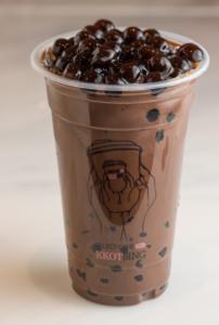 チョコレートミルクティー¥530 (税別)