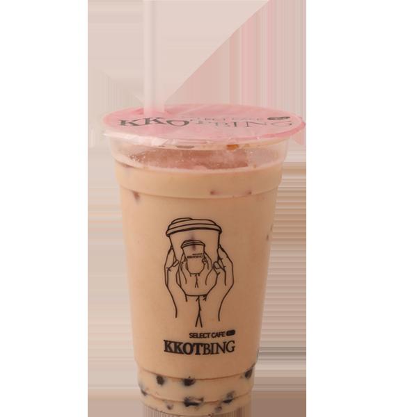 チョコレートミルクティー¥550 (税込)