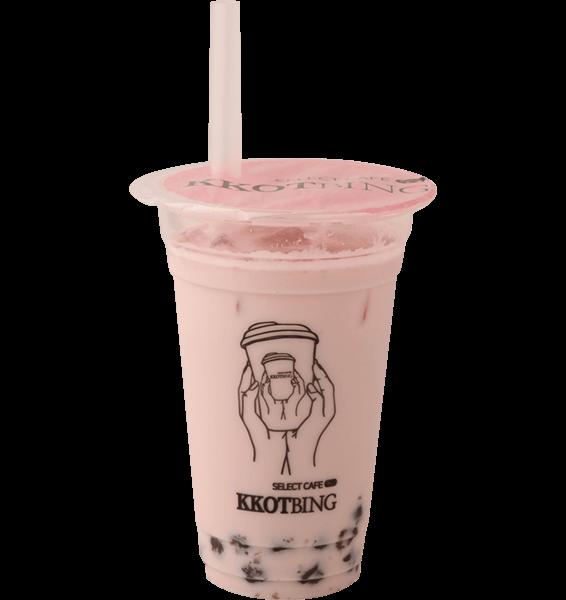 タロイモミルクティー¥550 (税込)